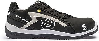 Sparco 0751647NRGR Evo 运动鞋 S3 黑色/灰色