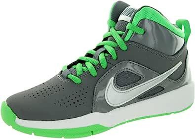 Nike Kids Team Hustle D 6 (PS) Basketball Shoe