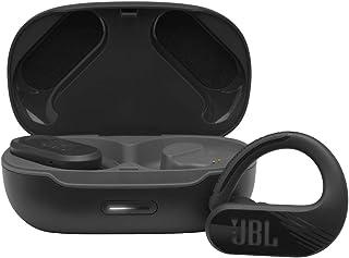 JBL ENDURANCE PEAK2 蓝牙运动完全无线/耳挂型/USB型C/IPX7防水/2021年款 黑色 JBLENDURPEAKIIBLK [国内正品]