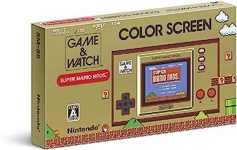 Nintendo 任天堂 Game&Watch 红白机 游戏机 超级马里奥兄弟