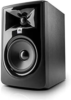JBL Professional 305PMKII 监听音箱,黑色,5 英寸(约12.7厘米)