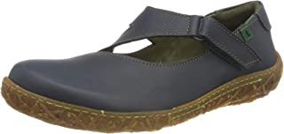 El Naturalista 女童 E751 软粒面海洋/尼多玛丽珍鞋