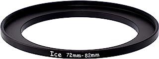 ICE 72 毫米至 82 毫米梯度环滤镜/镜头适配器 72 公头 82 母头踏板