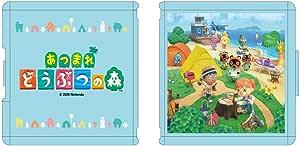 MAXGAMES Nintendo Switch游戏卡包 24张 集合吧!动物森友会~