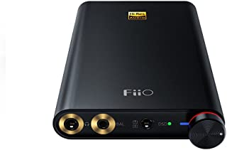 FiiO Q1 Mark II - Apple 和 PC 数字模拟转换器和耳机扩音器 - 32 位/384 kHz 和 DSD 256 本地