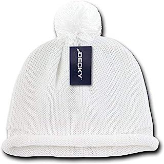 DECKY Solid Roll Up 毛线帽