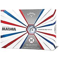 Callaway 高尔夫超软 Magna 高尔夫球(12 个)