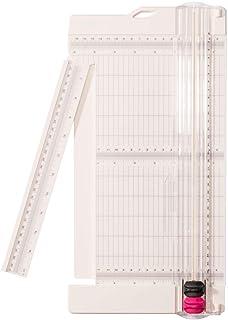 Vaessen Creative 2207 切纸机 切纸刀 分切机  白色 30.5  x  15.2  x  2 cm 2207-108
