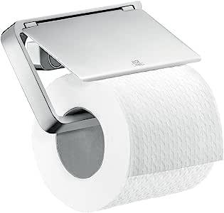 Axor 通用卷纸架,铬 铬白 42836000