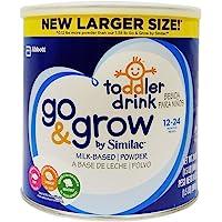 美国Abbott 雅培 Similac 成长**3段(12-24个月)婴幼儿奶粉 24盎司(680g)(品牌直供,保税区…