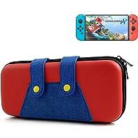 Nintendo Switch 便携包,EVA Switch 便携保护套便携式旅行保护套兼容 Nintendo Swit…