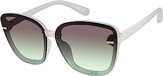 Vince Camuto Vc907 防紫外线后框猫眼太阳镜 | 四季 | 独特风格,65 毫米