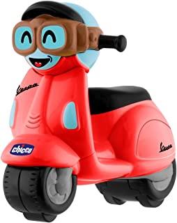 Chicco 智高 0000962500000 Vespa Mini Rennautos Turbo Touch,红色