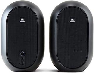 JBL Professional 系列 1 104 紧凑型台式台式参考显示器(成对出售),黑色(JBL104)