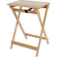 WENKO 竹制折叠桌 带砧板 Lugo