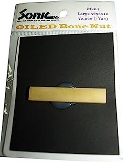 Sonic OB-04 OILED BONE NUT LARGE STYLE