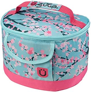 ZUCA 午餐盒(选择您的风格):乙烯基衬里方便清洗 | 适合儿童或成人 | 不含双酚 A | 固定任何拉杆包