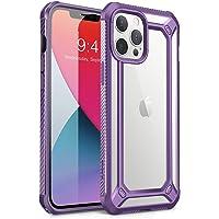 SUPCASE 独角兽甲壳虫EXO 系列手机壳,适用于 iPhone 12 Pro Max(2020 版本)6.7 英寸…