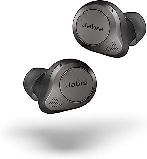 Jabra 完全无线耳机 主动降噪 Elite 85t 钛黑色 Bluetooth® 5.1