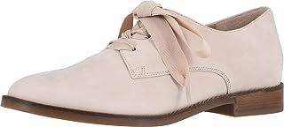Vionic 女士 Wise Evelyn 系带鞋 - 女士德比平底鞋带隐藏式*足弓支撑