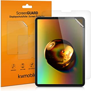 "kwmobile 2X 屏幕保护膜兼容 Apple iPad Pro 11"" (2020) - 防刮、防指纹哑光平板电脑屏幕保护膜51998.2_m000063  2X"