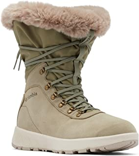 Columbia 女士雪地靴