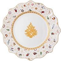 Villeroy & Boch 德国唯宝 Toy's Delight 玩具的喜悦 早餐盘 周年纪念版,高级陶瓷餐盘,24…