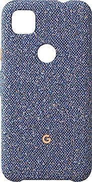 Google 谷歌 Pixel 4a 手机壳,蓝色五彩纸屑