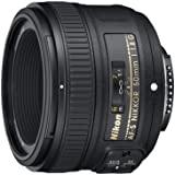 Nikon 尼康 AF-S NIKKOR f/1.8G 镜头 - 50 mm