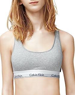 CALVIN KLEIN 女士现代棉质无钢圈文胸