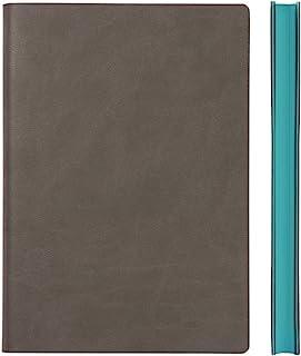 Daycraft 德格夫 旗舰系列笔记本 – A5, 灰色