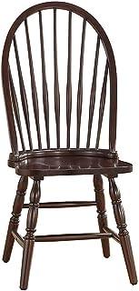 Carolina 椅子和温莎桌椅 咖啡色