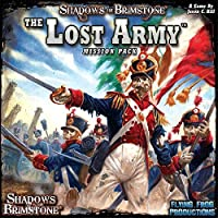 SOBS: The Lost Army - Mission Pack Flying Frog Shadows of Brimstone: Board Game