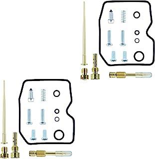 2 套化油器重建套件,适用于川崎 EN500C EN 500C 500 Vulcan LTD 1996-2009