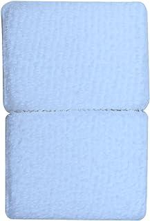 Trimaco 10106 5.5 3.25 x 1.25 英寸(约 8.3 x 3.2 厘米),2 件装多用途超细纤维海绵,2 件装