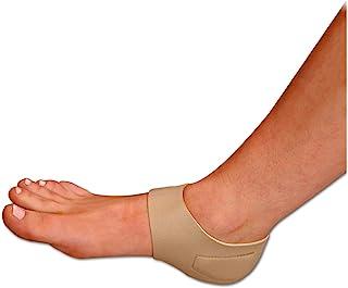专业Plantar fasciitis heel hugger with cold gel therapy for heel pain, xl by brownmed