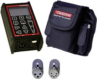 Swisson XMT-120A DMX 测量工具测试仪套装,DMX512 照明