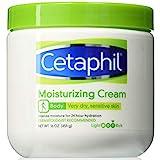 Cetaphil 干敏感肌肤保湿霜,20 盎司. 1包