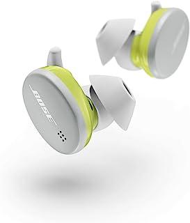 Bose 运动耳塞 - 真正的无线耳机(适用于锻炼和运动的蓝牙耳机),冰川白