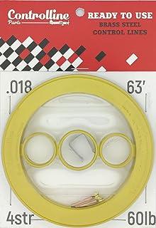 控制线平面线套件(黄色,0.018x2x63)
