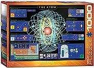 The Atom 1000-Piece Puzzle