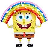 SPONGEBOB SQUAREPANTS Masterpiece Memes 系列| 6英寸可收藏人偶|彩虹海绵宝宝…
