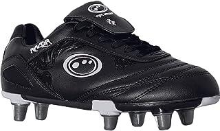 Optimum 男童 Razor 橄榄球靴