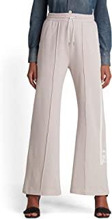 G-STAR RAW 女士条纹 Raw Flared 运动裤