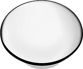 Westcott 磁贴,10件装,20毫米,圆形,银色,E-10833 00