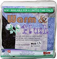 Warm Company 2665 温暖毛绒棉絮,228.6 x 274.32 厘米,双人床