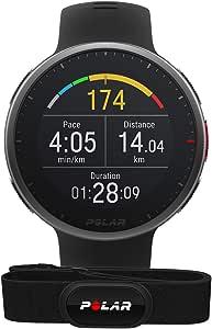 Polar 中性款 - 成人 Vantage V2 GPS 跑步监视器