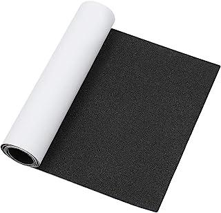 BESPORTBLE 1 件滑板握把胶带防滑砂纸踏板贴纸砂纸纸纸垫适用于80x20厘米