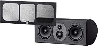 Monolith THX-365C 超中置声道扬声器(每个) THX 认证,高级驱动器,高级内置橱柜