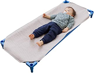 Niceday 婴儿床罩 mofua 米色 M (58×101厘米) 棉* 环保 保育园 幼儿园 入园准备 床垫 套 CLOUD图案 四季通用 36342205